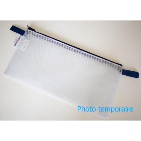 La POCHETTE PVC MESH - 340 x 250 mm