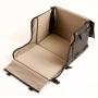 Le Box Bag Pro S ouverture sur 2 cotés