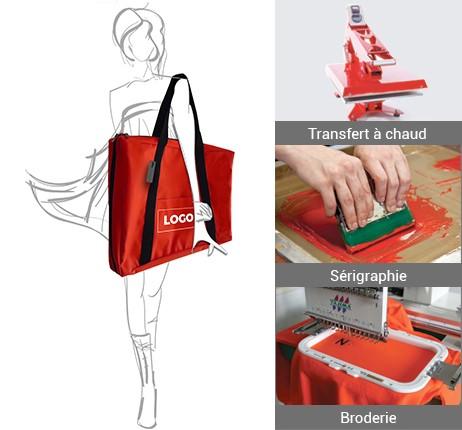 personnalisez votre sac