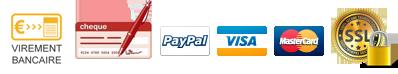 paiement sur serveur sécurisé